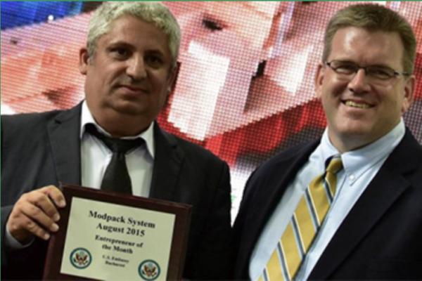 Membre de l'AMCHAM/Entrepreneur du mois – Ambassade des États-Unis