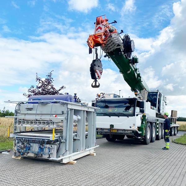 Industrial Relocation Denmark
