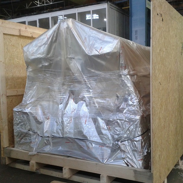 export packing shrink wrap